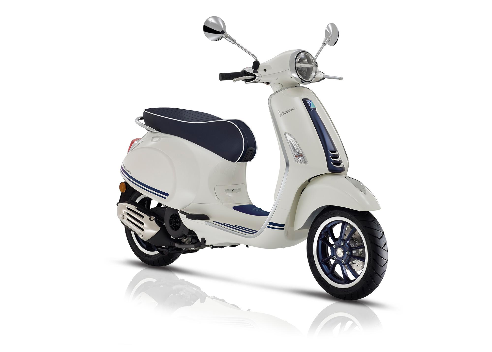 Zweirad-Moped-Vespa